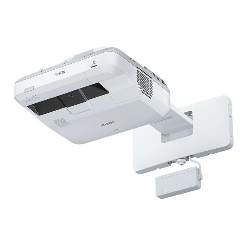爱普生 CB-710Ui 4000流明 激光超短焦投影仪