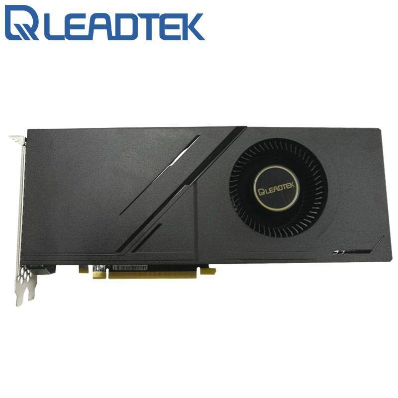 丽台 LEADTEK RTX 2080 Ti LT OC 11GB GDDR6 显卡